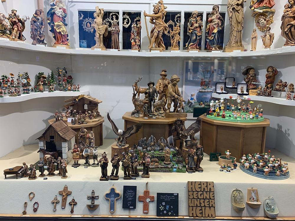 Souvenir Shop in Garmisch Partenkirchen