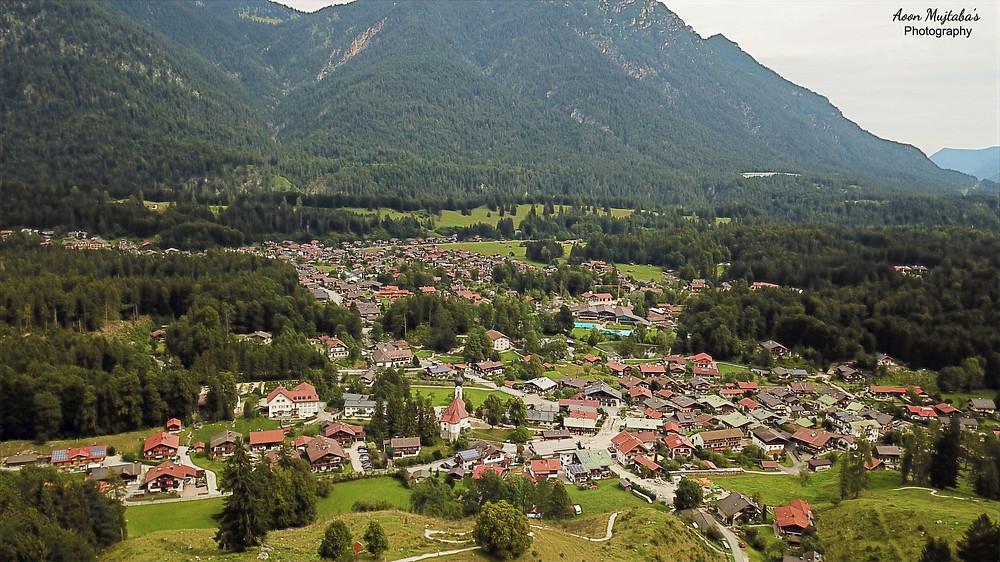 Garmisch Partenkirchen in Germany