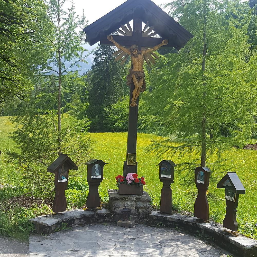 Gedentafel Memorial in Garmisch Partenkirchen