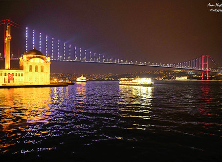The Most Romantic Cruise in Bosphorus, Istanbul | Things to do in Istanbul