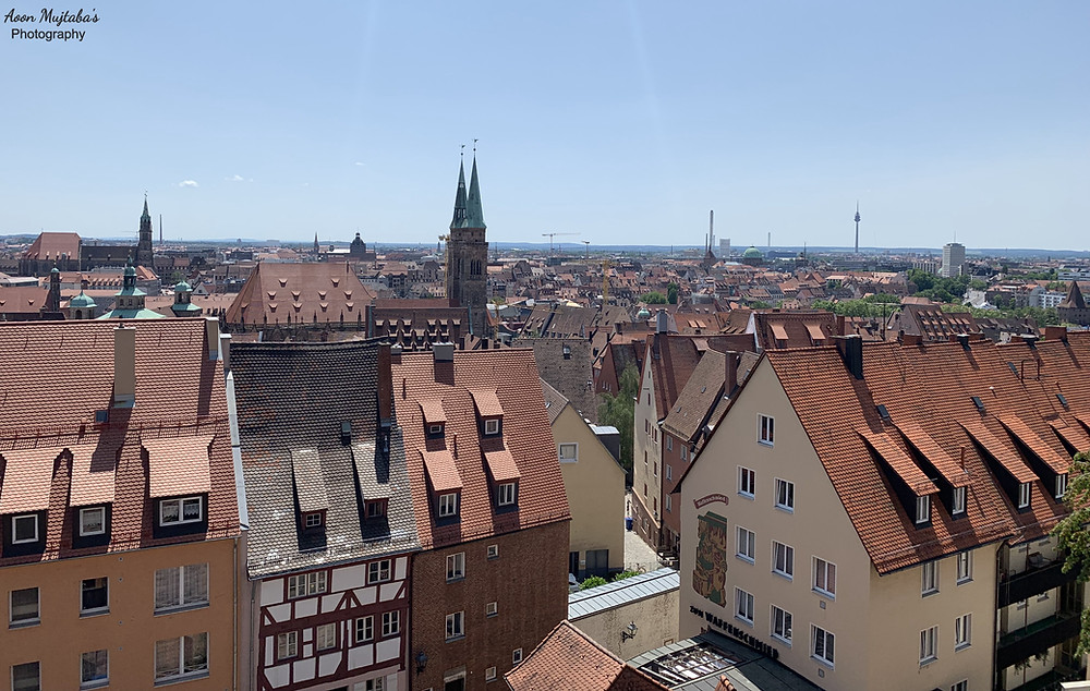 Nuremburg Old Town