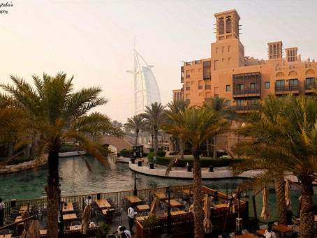 Best Iftar in Dubai - The Palmery in Madinat Jumeirah Dubai | Dubai Food Blog