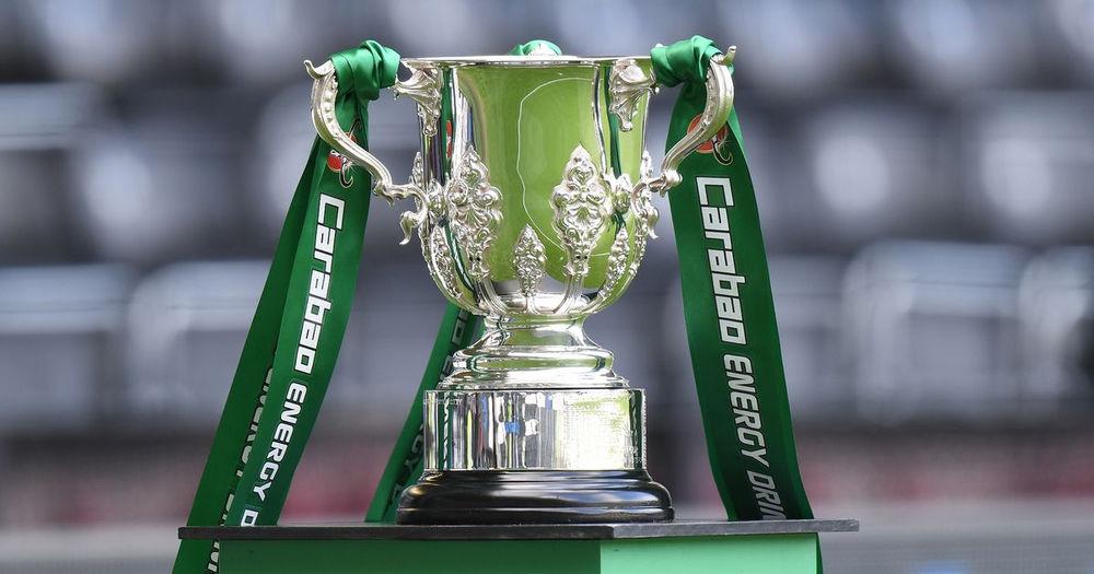 Round 3 EFL Cup Draw