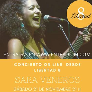 SARA VENEROS LIBERTAD 8 NOVIEMBRE 2020.p