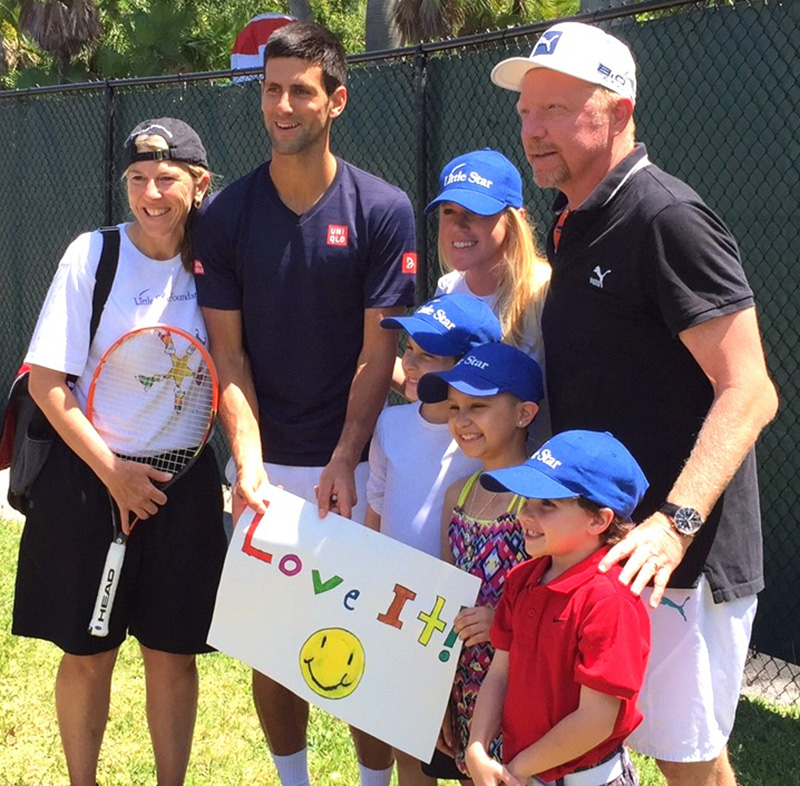 Novak, Becker & Little Star