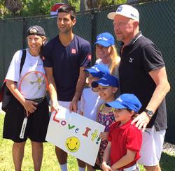 Novak, Becker & Little Star