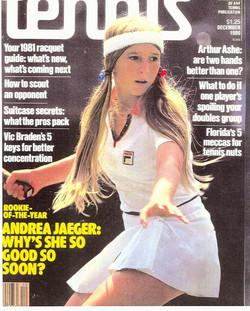 Tennis Cover AJ
