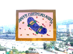 Angel Birthday