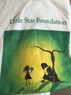 A fan favorite Art T-shirt by Adriana