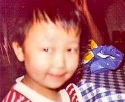 Little Star Participant Alice Ku from NYC Children's cancer programs. Alice has passed on