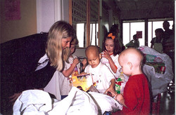 Hospital Outreach Support with Little Star
