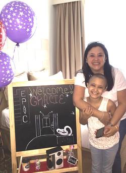 Little Star welcomes children's cancer program in Miami