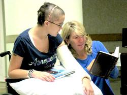 Financial Support Programs for children w cancer & severely brain damaged children