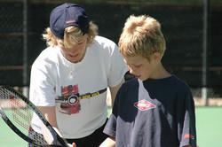 Little Star children's cancer programs CO AJ_Matt_tennis