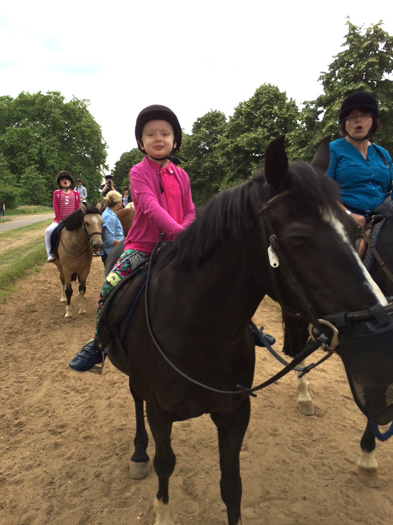 Little Star Equine Therapy England programs