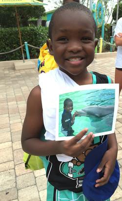 Little Star Dolphin Swim Junior 1.8