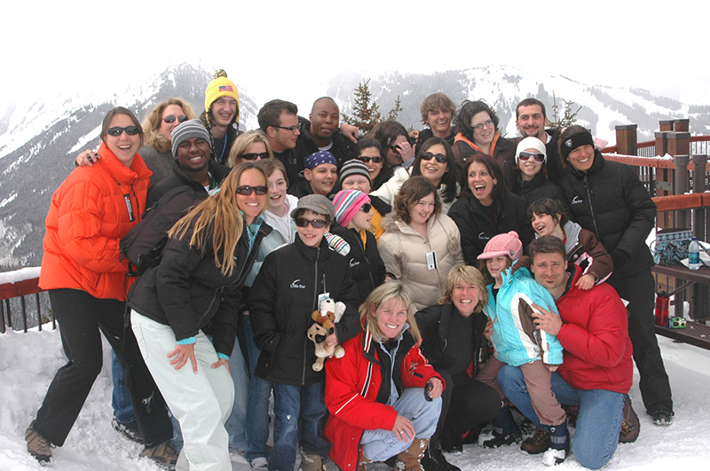 Little Star Children's cancer Aspen Mountain Group_shot