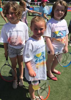 Wimbledon Kids Program Clothes designed by AS