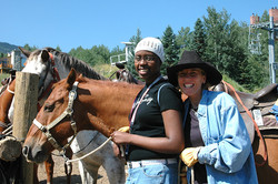 Equine Therapy Programs of Little Star in CO Felicia2_AJ_horse