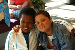 LSF Children's Cancer Programs  Kalen_Karlee_airport