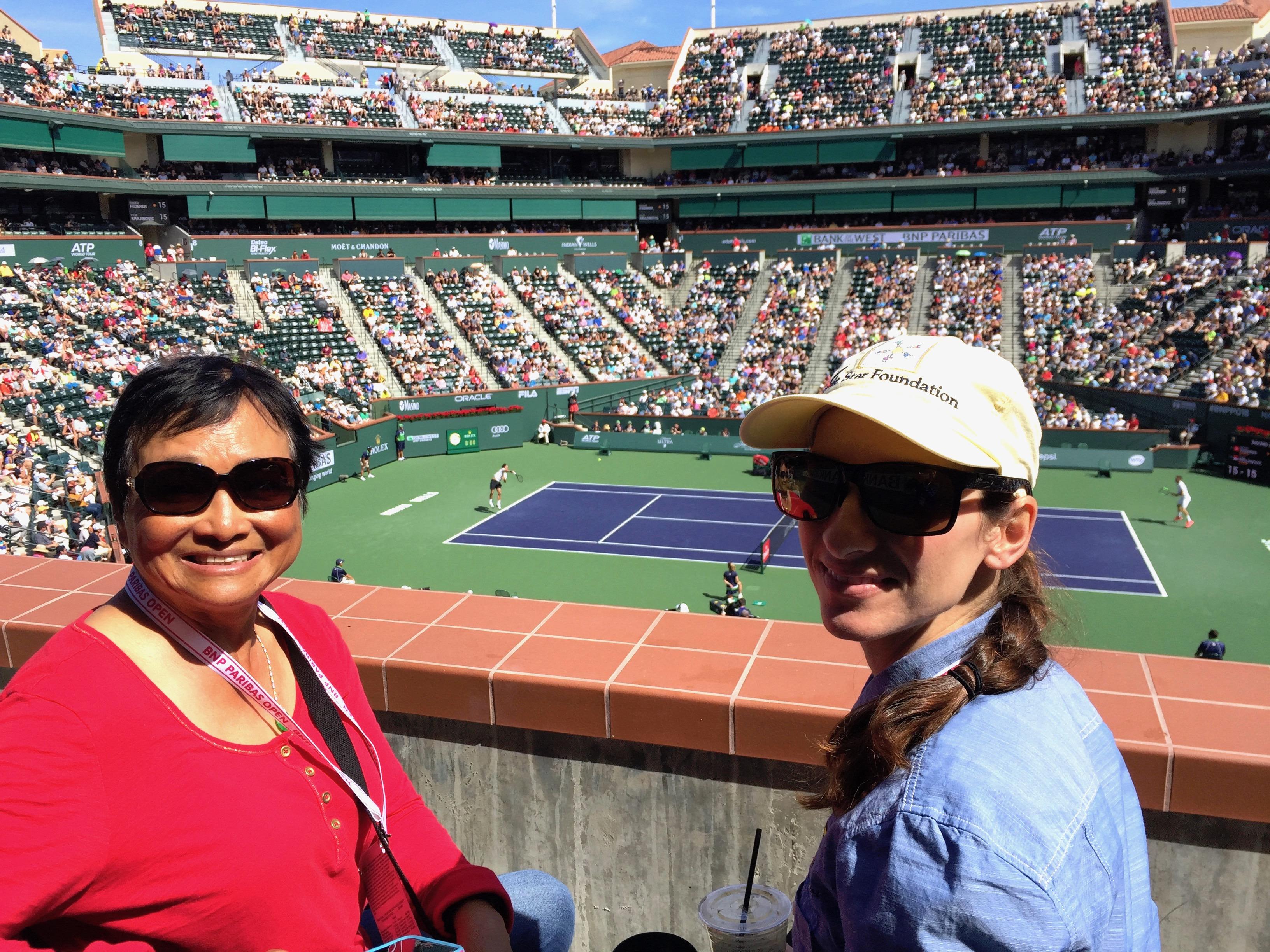 Maggie & Adriana