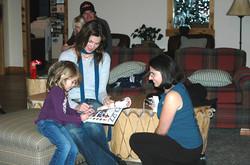 Cindy Crawford &Kia visiting Little Star children's cancer & Ambassador Programs