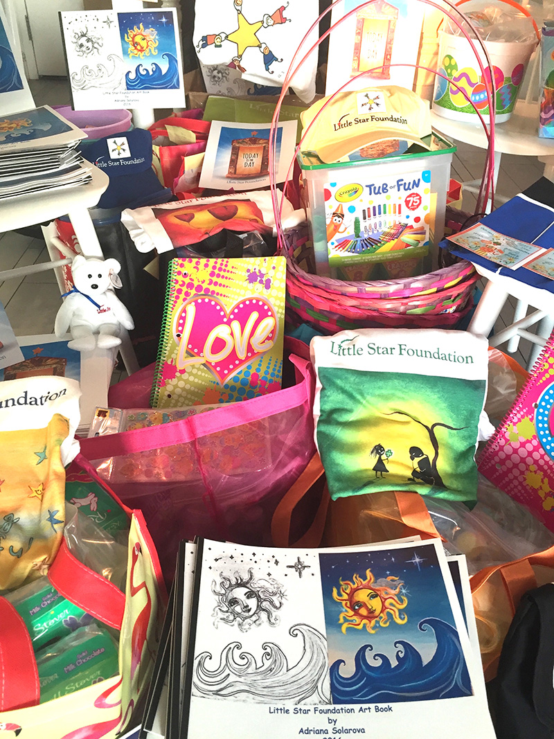 Little Star Easter Holiday Program Supplies for Juv Dtn Program  2016-03-27