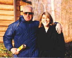 Supporter Paul Newman & AJ