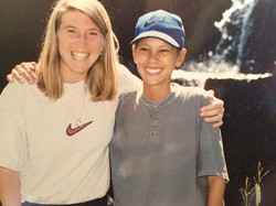 Lindsay Belt long time Little Star Participant, Ambassador & multiple cancer diagnosis and relapse c