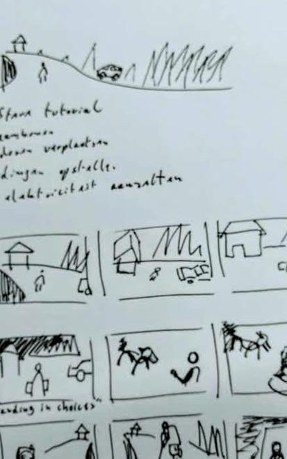 Concept Art: Thumbnails