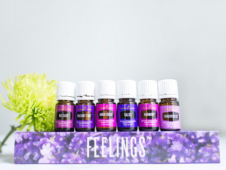 Emotions and Oils!