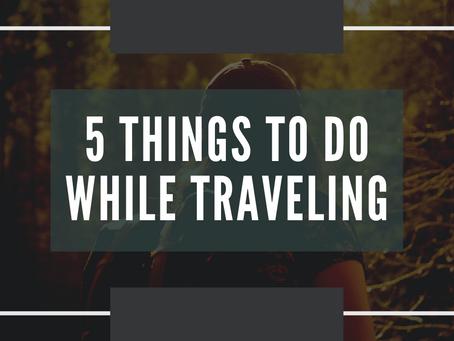 Travel Routine