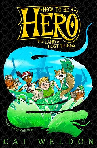 Land of Lost Things cover1.jpg