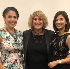 Drs. Marin-Chollom, Revenson, and Panjwani
