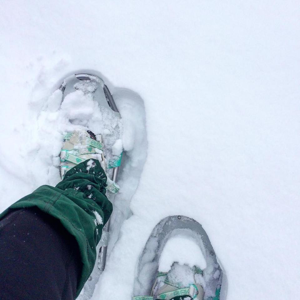 Vision Venturing- Snowshoe Adventure