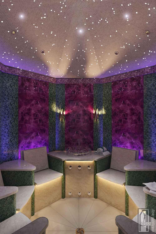 Паровая баня Аметист