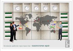 Рабочее пространство - Карта успехов