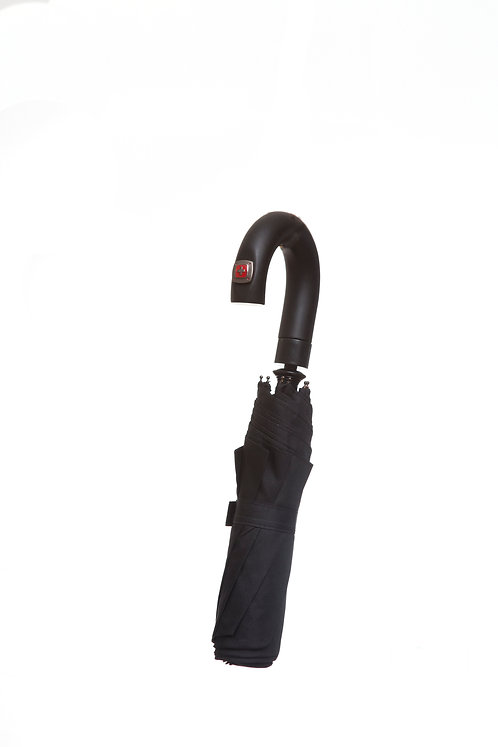 Rounded handle Umbrella - Swiss