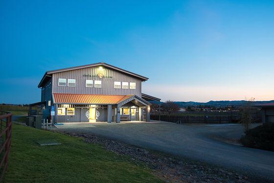 Clinic, Evening Light