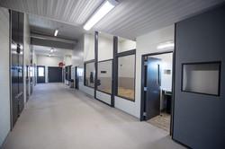 Clinic Stalls