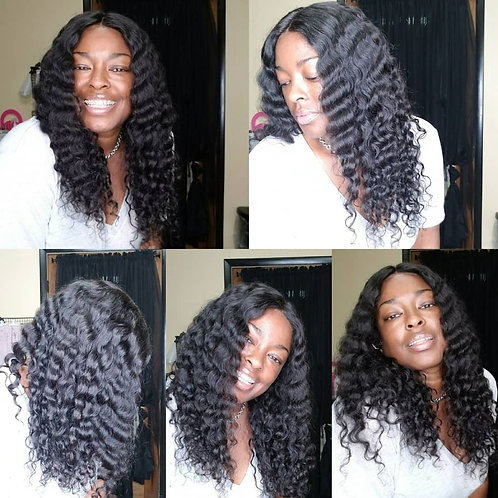 """14"""" 360 Lace Wig"""