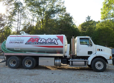 Time to Clean Your Septic Tank