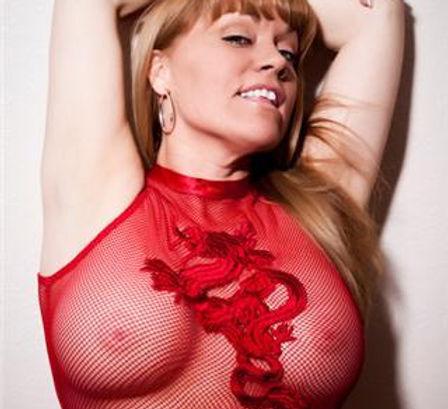 Miss sara foxxx portland fbst in all red