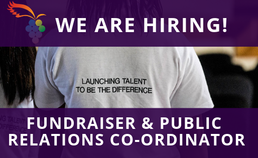 WANTED - Fundraiser And Public Relations Co-Ordinator