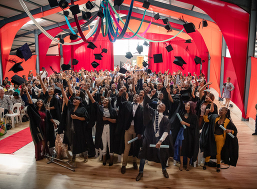 Graduation 2018 - PYDA Press release