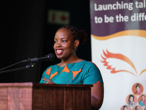 Nomonde Kubheka shortlisted for 'Future 50' award