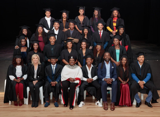 2019 Fruit Students Graduation