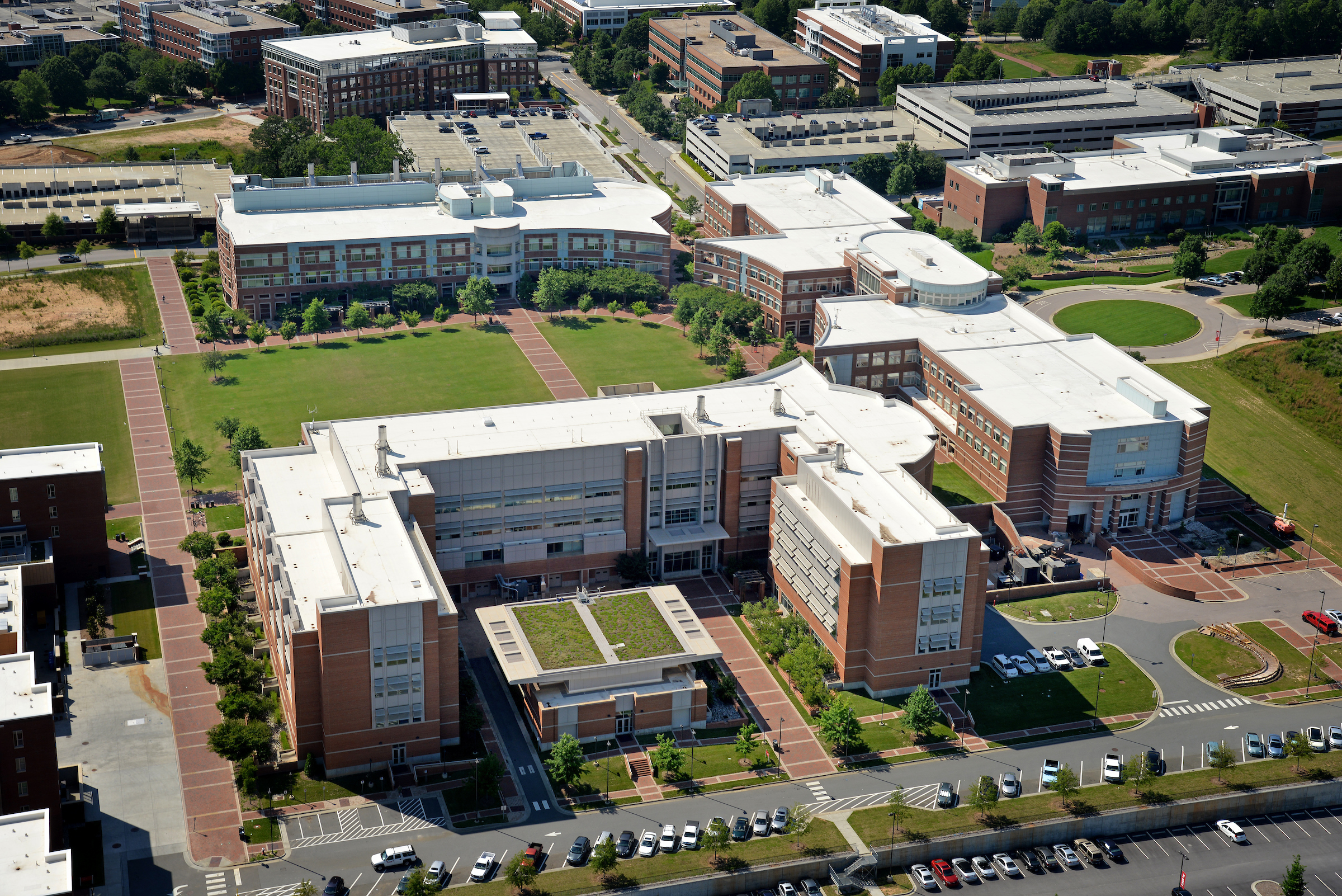NC State Engineering Building III