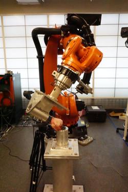 Kuku Robot for Force Testing