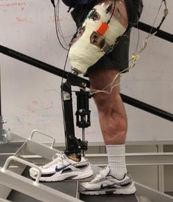 Powered Knee Testing on Stairs